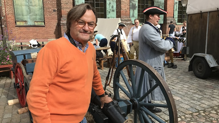 Sven Hagnell på Historieverket