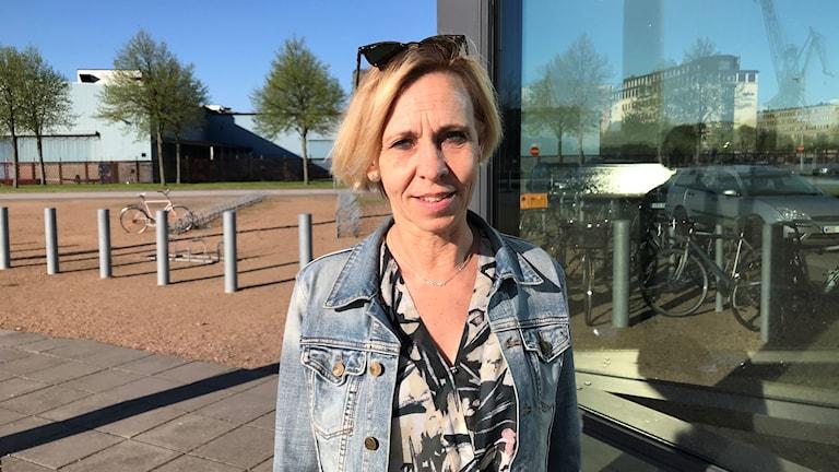 Marika Andersson, rektor på Lövgärdesskolan.