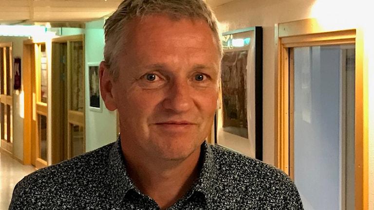 Mats Svensson är skadechef på Länsförsäkringar Blekinge.
