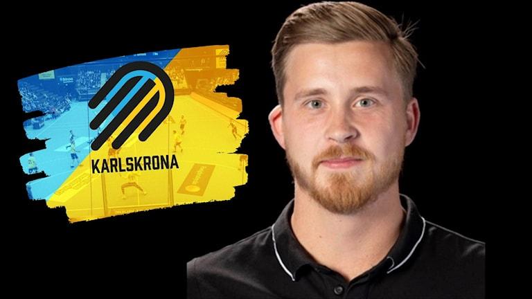 Mathias Ekstrand HIF Karlskrona
