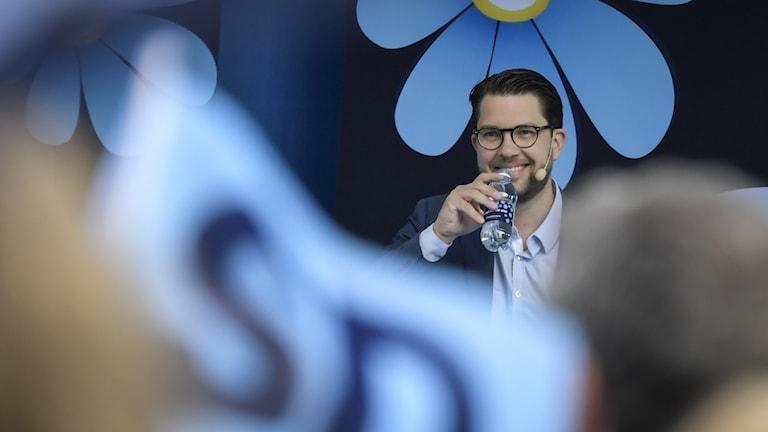 Sverigedemokraterna Jimmie Åkesson SD