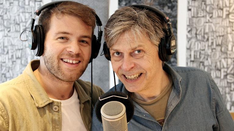 Patrik Franke och Michael Einhorn