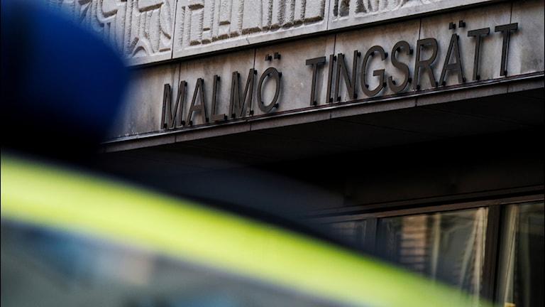 TINGSRÄTTEN I MALMÖ