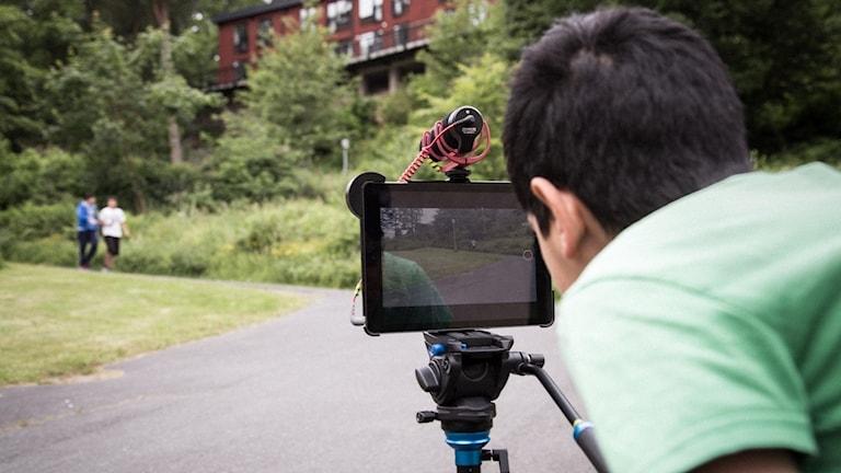 filmning
