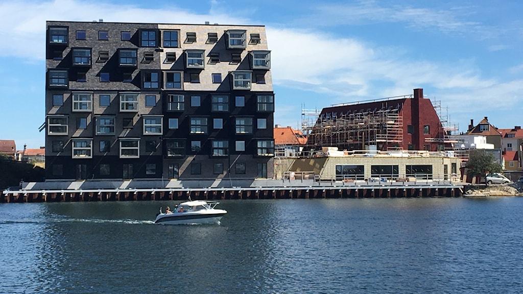 Kilströms kaj i Karlskrona.