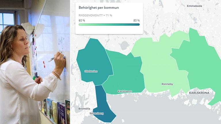 Kommuner I Blekinge Karta.Ronneby Samst I Lanet Pa Behoriga Larare P4 Blekinge Sveriges Radio