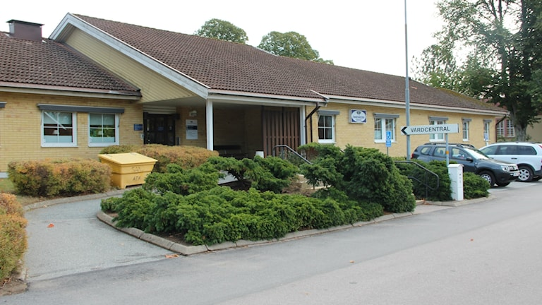 Vårdcentralen Bräkne-Hoby