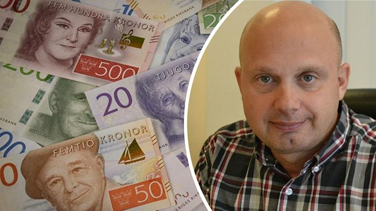 Niclas Sturesson, vägladare på konsumentrådgivningen i Karlshamn.