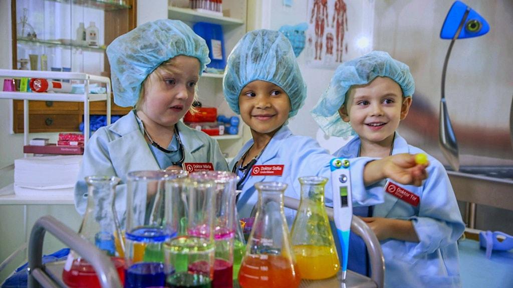 Från Barnkanalens Doktorerna