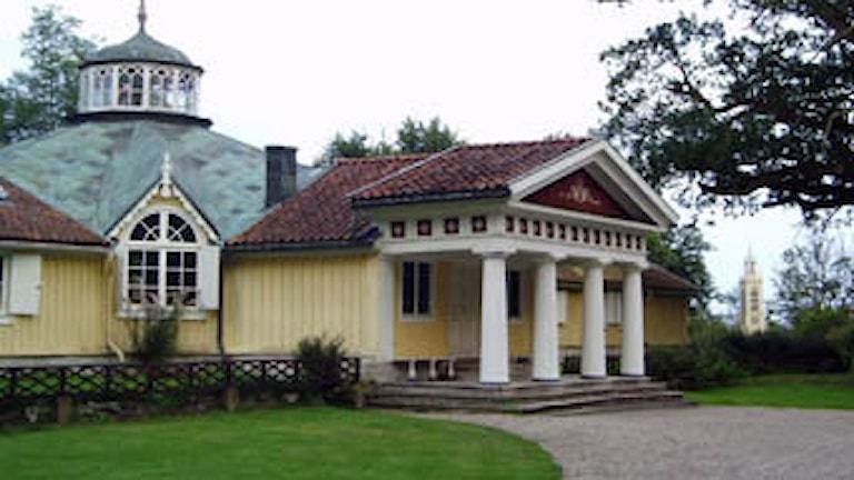 Skärfva Herrgård. Foto: Länsstyrelsen Blekinge