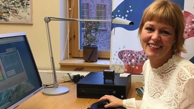 Helene Björklund, Sölvesborg