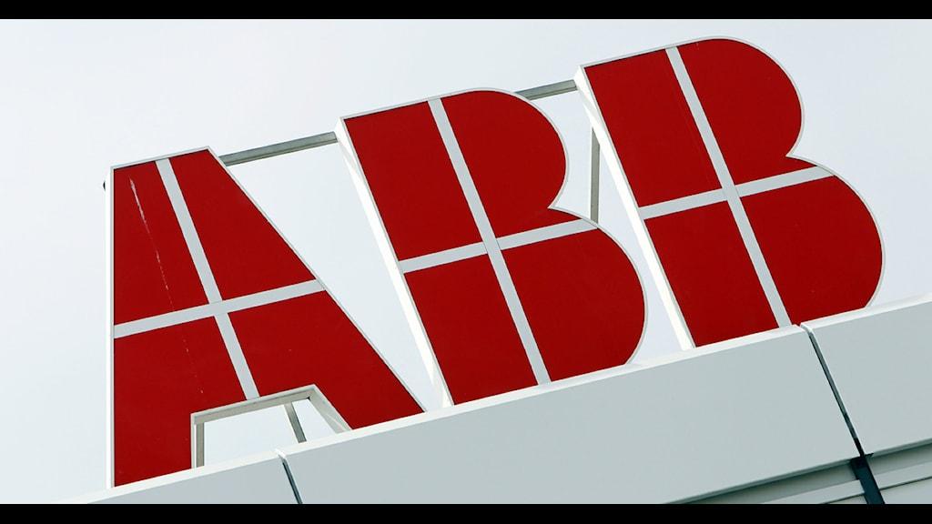 ABB-skylt