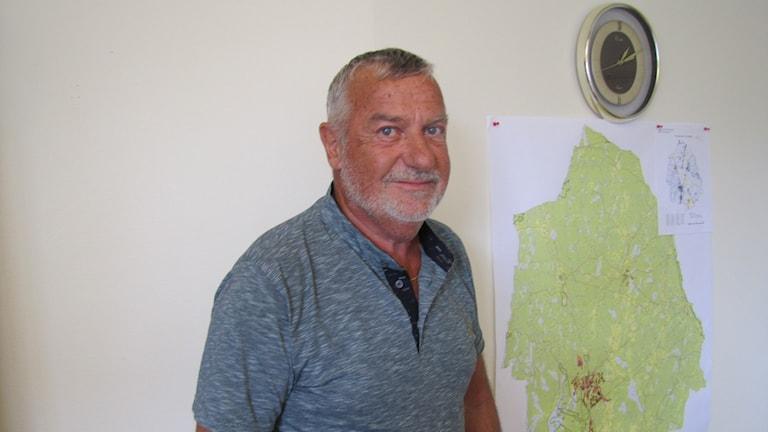 Kjell-Åke Karlsson (S) vice ordförande i kommunstyrelsen Olofströms kommun