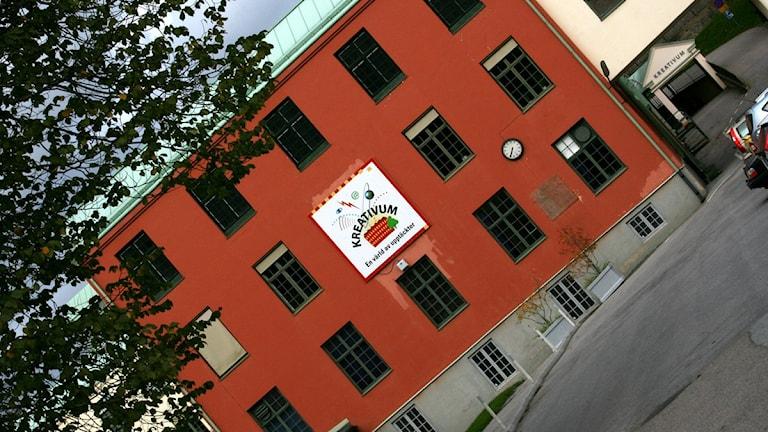 Kreativum i Karlshamn. Foto: Rosemarie Luthardt/Privat.