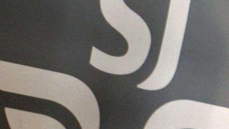 En bild på SJ:s logga. Foto: Scanpix.