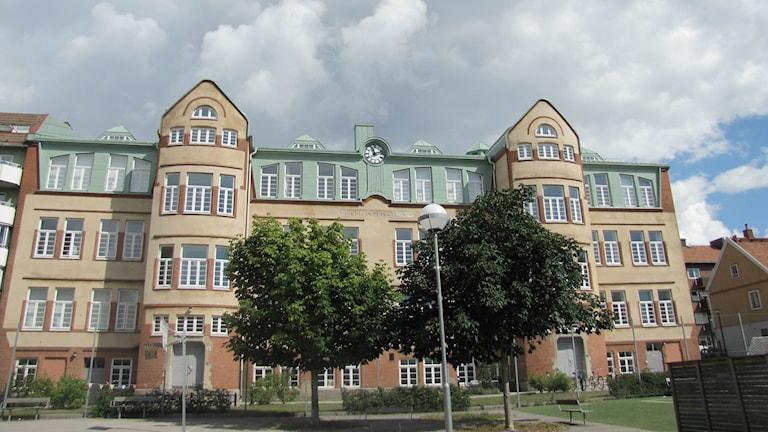 Rosenfeldtskolan.