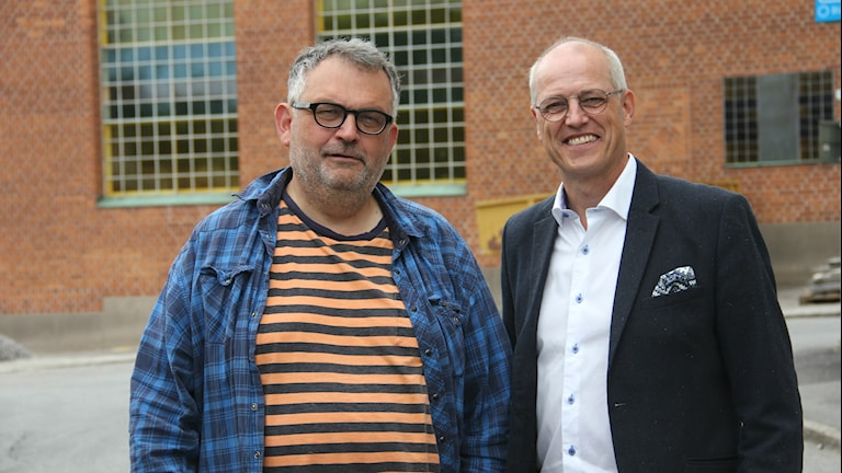 Martin Rosengren och Ulf Sundqvist.