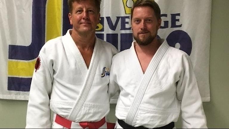 Judomästare Phil