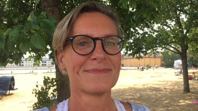 Försvarsdirektör Malin Lind Matsson