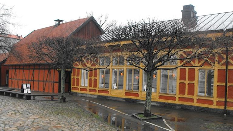Blekinge Museum. Foto: Annelie Lundin/Sveriges Radio