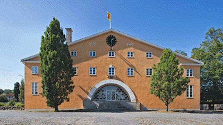 Tingshuset i Sölvesborg. Foto: Sölvesborgs kommun