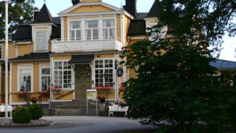 Det har bedrivits värdshus i fastigheten sedan 1880.