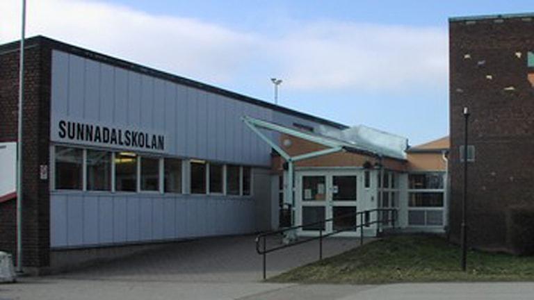 Sunnadalskolan är en av flera skolor som berörs.