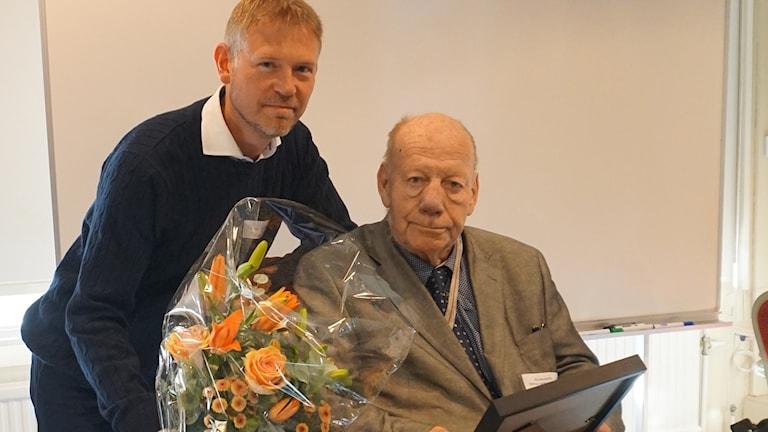 Marcus Sandekjer och Åke Werdenfels