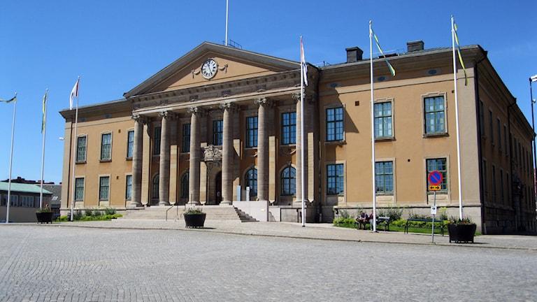 Blekinge tingsrätt i Karlskrona