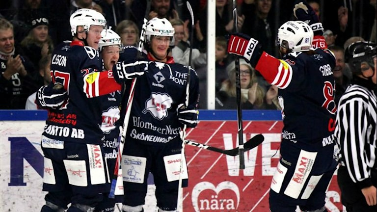 Foto: Jörgen Palmqvist/Sveriges Radio.