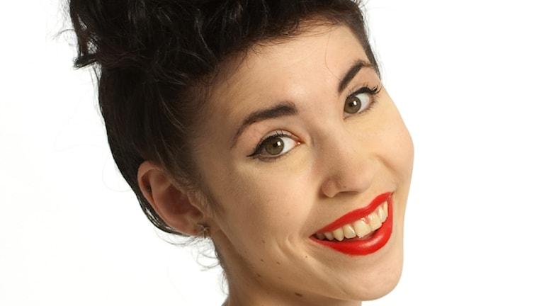 Kitty Ekman Ehn kan bli nytt spårkrör för Grön Ungdom.