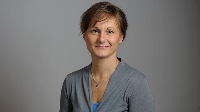 Annicka Engblom,  politiker, riksdagsledamot för Moderaterna, Foto: Scanpix