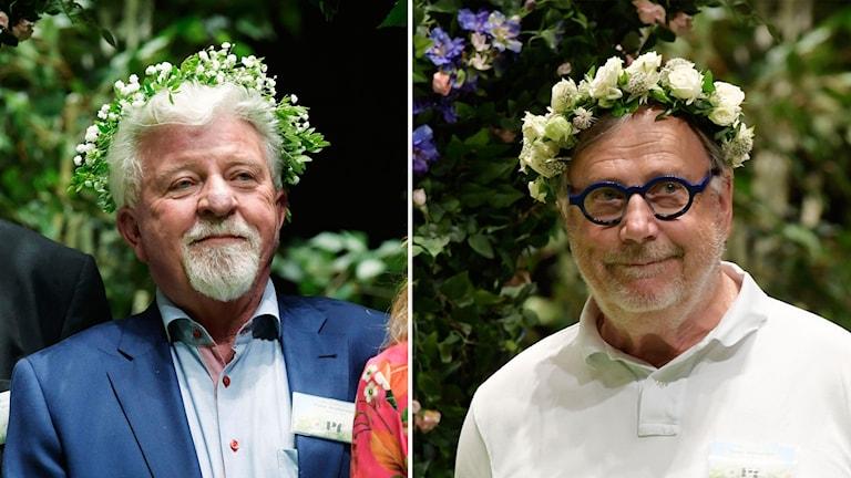 Rune Andersson och Sven Melander.