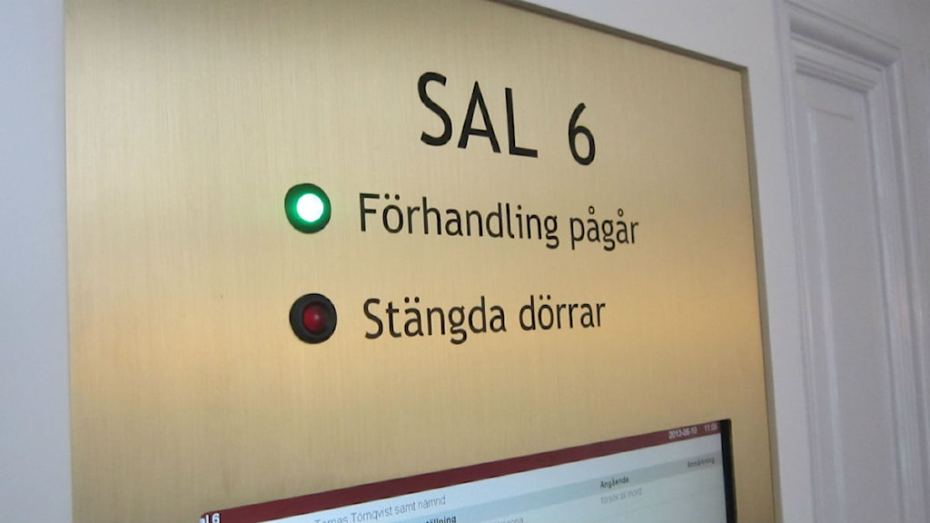 Foto: Rebecka Gyllin/Sveriges Radio.