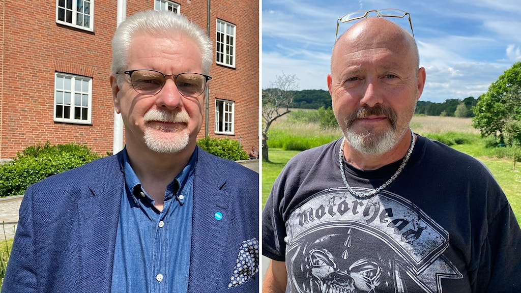 Kjell Ivarsson och Johan Swahn.
