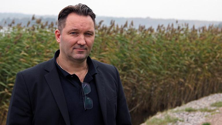 Styrelseordförande i Karlskrona Hockey, Tobias Larsson, tror på den nya jämställdhetspolicyn