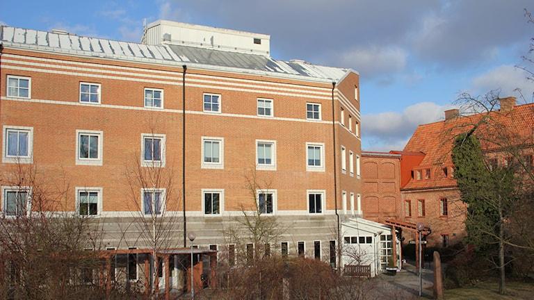 Tegelhus (Sölvesborgs kommunhus)