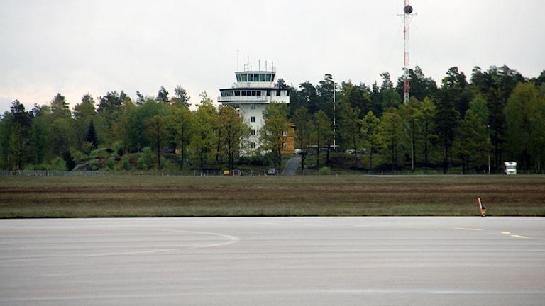 Flygtornet på Ronneby Airport