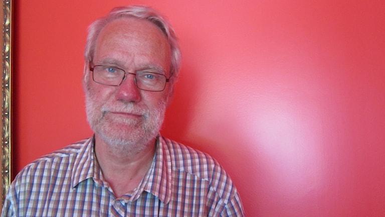 Hans Bülow politisk chefredaktör Sydöstran. Foto: Carina Melin/Sveriges Radio