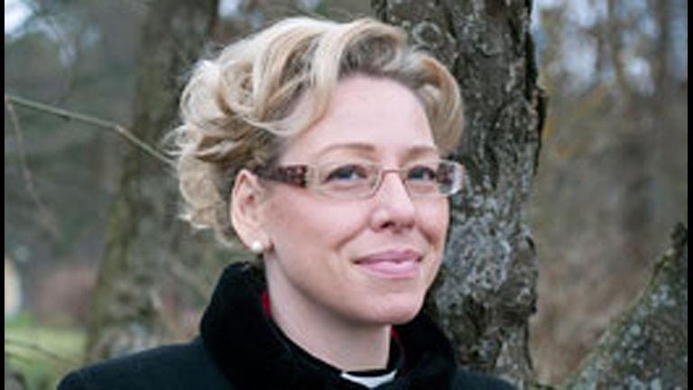 Pamela Garpefors Foto:Svenska kyrkan