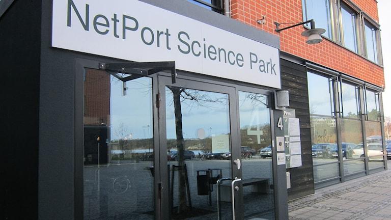 Net port