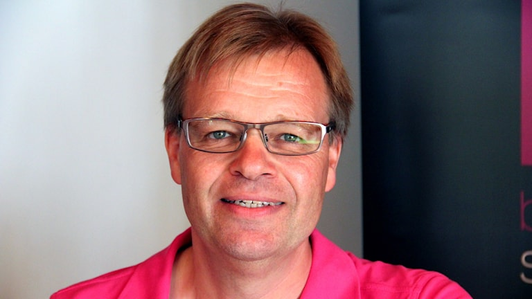 Per-Ola Matsson från Socialdemokraterna i Karlshamn. Foto: Åsa Holst/Sveriges Radio