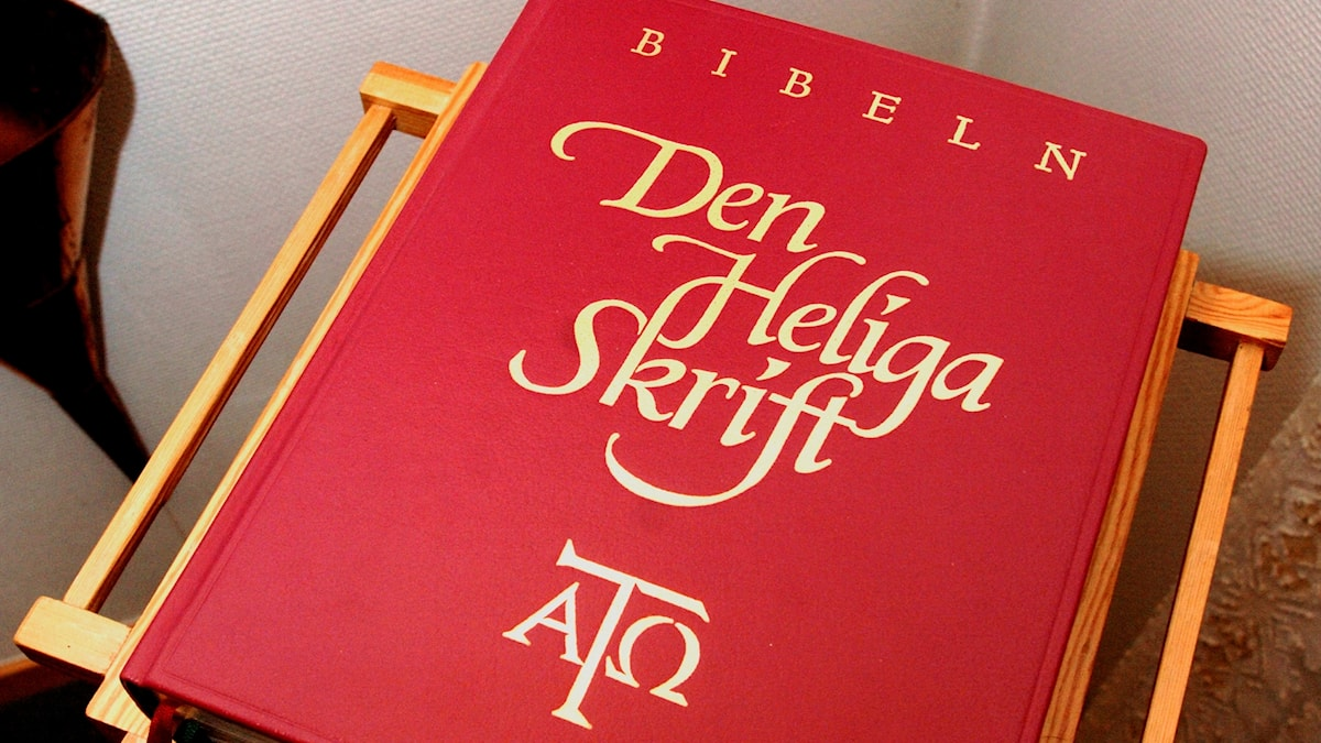 En bibel.