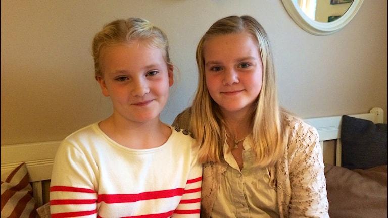 Astrid och Selma Klinker Brodersen
