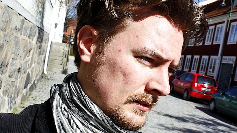 Oskar Sandström. Foto: Privat.