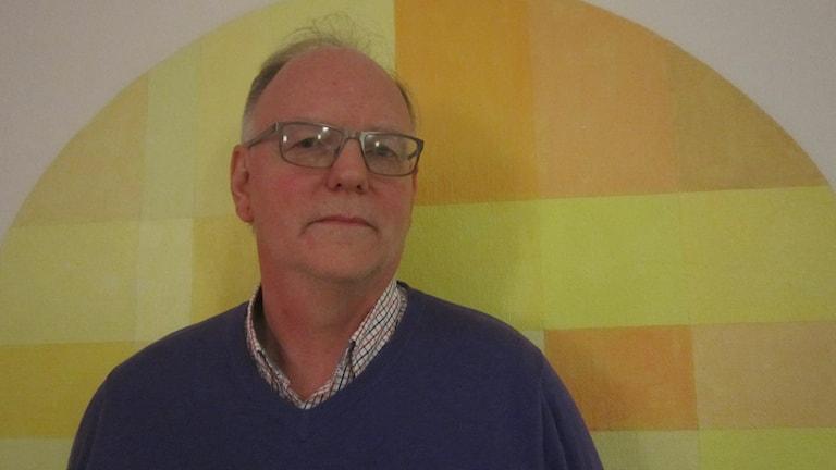 Håkan Bergevi förvaltningschef tandvården Blekinge. Foto: Carina Melin/Sveriges Radio