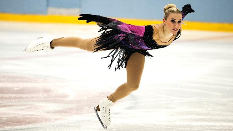 Isabelle Olsson. Foto: Dennis Wernersson/SKF