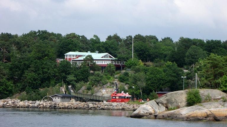 Salsjöbaden i Karlshamn.