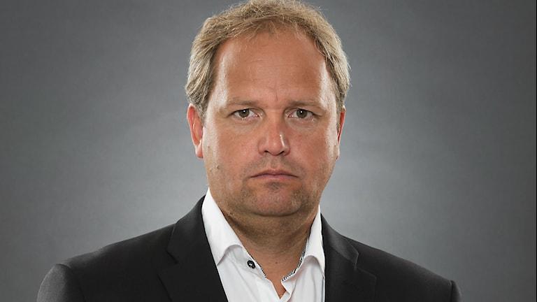 Michael Sundlöv. Foto: Stig Kenne/TT