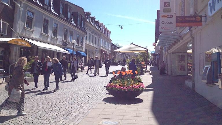 Karlskrona centrum